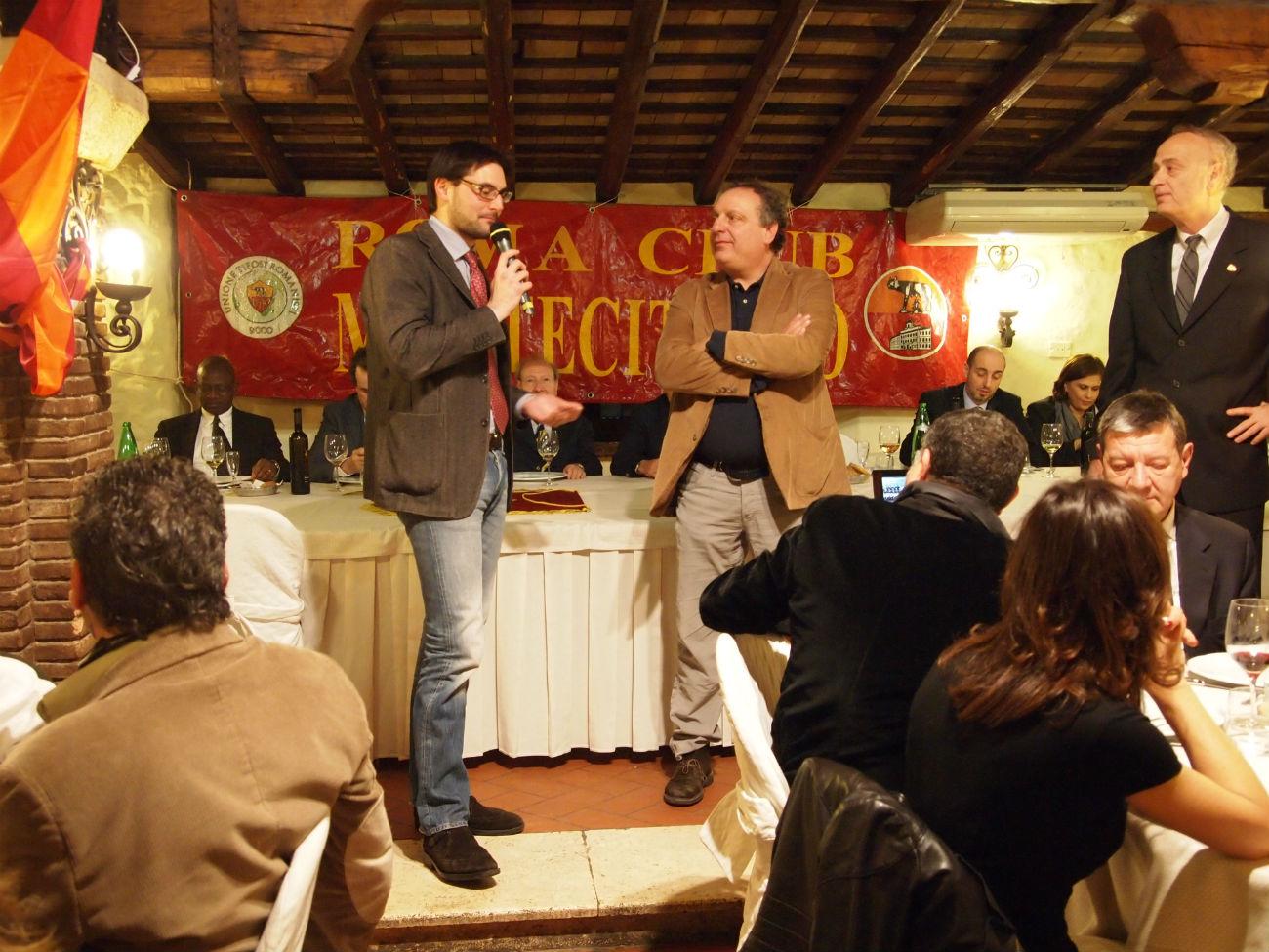 cena sociale 2012